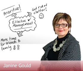 Janine Gould